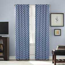 better homes and garden curtains. Fine Homes Better Homes And Gardens Tangier Printed Thermal 99 Percent Light Blocking  Curtain Rod Pocket  To And Garden Curtains