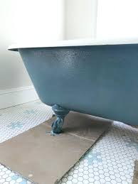 bathtub refinishing seattle impressive how to refinish a nasty old tub pertaining to old tub attractive