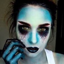 i am presenting before you scary corpse bride makeup looks ideas of 2016 for that you will love to glare at