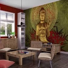 Fotobehang Gouden Boeddha Karo Art Vof