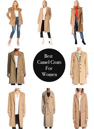 camel coats are a hot fashion trend for women for winter 2018 style blogger candace