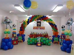 Small Picture Toy Story Theme Birthday Decorating Ideas for a Party At Home