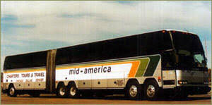 American Coach Bus Mid America Bus Company Chicago Bus Motor Coach Charters