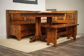 eating nook furniture. Trestle Table Corner Breakfast Nook Set Eating Furniture B