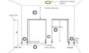 typical door size perfect standard door height source a standard mercial door height fresh furniture typical door
