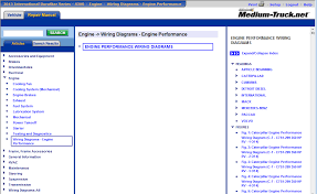find truck wiring diagrams quickly mitchell 1 shopconnection click