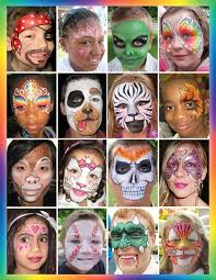 that s the best face painting i have ever seen this is what we hear all the time when we entertain at events we do cheek designs half face designs