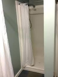 rv shower rod camper shower interior exterior camper shower stall ideas photos replacement camper shower door rv shower rod