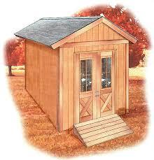 1 8 x 12 storage shed