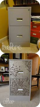 office designs file cabinet design decoration. diy file cabinet makeover u003eu003e so clever dress up a horrible metal filing with fabric paper textured wall trim u0026 better hardware office designs design decoration w