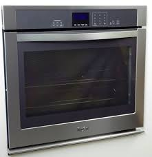 Gas Wall Ovens Reviews Whirlpool Wos51ec0as 30 Inch Single Electric Wall Oven Review