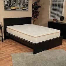 Twin size mattress Twin Xl Walmart Nuform Quilted Pillow Top 11inch Twinsize Foam Mattress Walmartcom