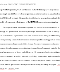 challenges in organisational behaviour essays emerging challenges in organisational behaviour essays