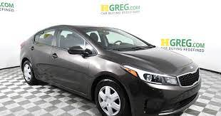 Pre Owned 2017 Kia Forte Lx For Sale At The Best Price Trust Verified Vehicles Available At Hgreg Com Florida Kia Forte Kia Automotive Group