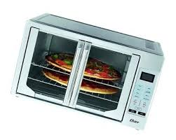 digital french door oven stainless steel oster manual removable