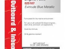 Engine Specific Paint Moeller Marine