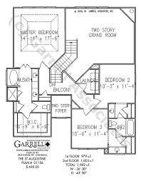 st augustine house plan craftsman house plans Two Storey House Plan Description st augustine house plan 01156,2nd floor plan Simple Small House Floor Plans