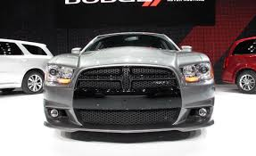 Dodge Charger SRT8 Front Bumper Conversion Kit 2011-2014