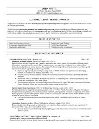 Academic Advisor Resume Samples - April.onthemarch.co