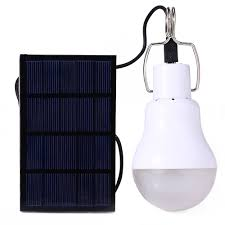 package contents 1 x chargeable bulb 1 x 0 8w 5v solar panel 1 x 3 5meter connecting line