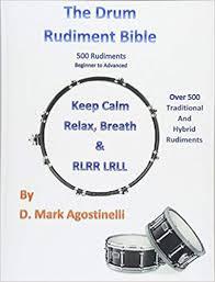 Hybrid Rudiment Chart The Drum Rudiment Bible 500 Rudiments Beginner To Advanced