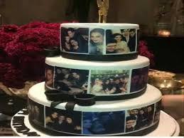 Manish Malhotra Birthday Cake Is Looking As Good As His Designs
