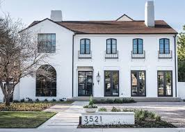 painting exterior brick white