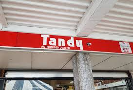spotting some old tandy branding in hitchin