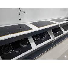 Bếp đôi điện từ - Bếp điện từ đôi âm công suất 2000W+2000W giá cạnh tranh