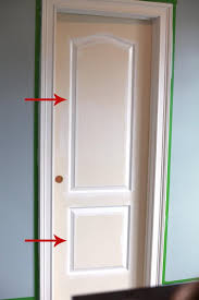 paint interior doorsPainting trim and the way we paint interior doors  Bower Power