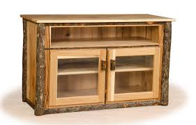 Log Entertainment Center Rustic Entertainment Center O77