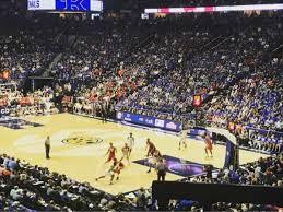 Bridgestone Arena Seating Chart Basketball Basketball Photos At Bridgestone Arena