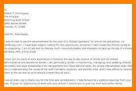 Unit Clerk Cover Letter 9 10 Sample Cover Letters For Secretary Archiefsuriname Com