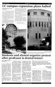 Observer 2003-10-23 - Page 5 - Observer Newspaper : Fordham Digital  Collections