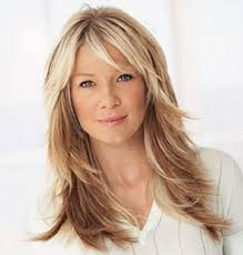 Long Layered Haircuts Side Swept Bangs Layered Hairstyles For Long