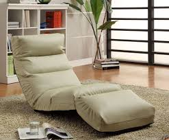 modern chair ottoman lounge chairs for teenage bedroom ikea comfy design unusual ideas light pewter teen chair with attachable ott and comfort small