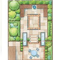 Small Picture 642 best Garden Design Plans images on Pinterest Landscaping