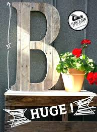 large wooden letters for nursery ideas of wooden letters design for baby room great wooden letters