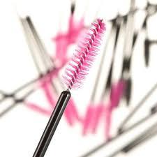 Eyelash Brush High Quality Makeup Brush Eyelash One Off Eyelash Brush Mascara Wands Applicator Disposable Eye Lash Pack Makeup Wholesale Nail Art Brushes From