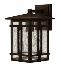 hinkley 1960oz tucker traditional oil rubbed bronze exterior lighting wall sconce loading zoom