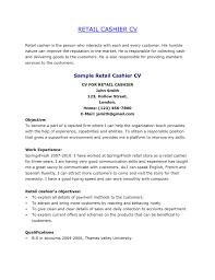 sample resume cashier sample resume cashier 5716