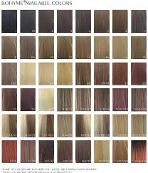 African American Hair Dye Color Chart African American Hair Color Chart 4 Hair Colour Charts