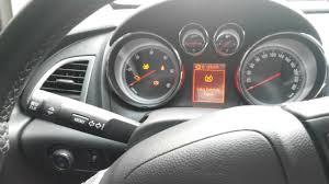 Opel Astra J Tc Esp On Of