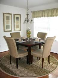 Rug under round dining table Area Rug Rug Under Round Dining Table Room Awesome On Carpet Rug Under Round Dining Table Large Travelinsurancedotaucom Rug Under Round Dining Table Coffee Tables Best Kitchen Rugs From