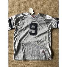 Signed Dallas Cowboys Cowboys Tony-room-autographed-jersey Dallas Tony-room-autographed-jersey Signed Tony-room-autographed-jersey