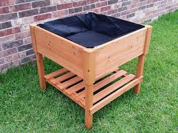 build elevated garden bed. Contemporary Garden Great Elevated Raised Bed Garden Plans How To Build Beds  Ebay With P