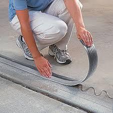 garage door floor sealImprovements 16 Garage Door Threshold Seal  7369952  HSN