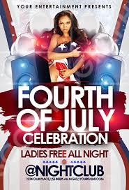 Scorpiosgraphx Fourth Of July 2 Flyer Template Fourth Of July Flyer