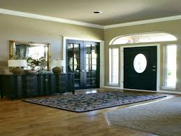 Interior Design: Engaging Double Black Sliding Doors Curtains On ...