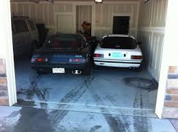 Size Of A 2 Car Garage